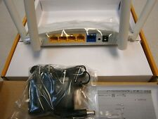 NEW PWR1426 Wireless Router 300mbps b/g/n 2.4Ghz 10/100 & 5x Auto-MDI/MDIX Ports