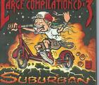 CD SUBURBAN LARGE COMPILATION 3 - HOLLAND HEAVY METAL ROCK