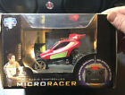 Blue Hat Toy Co. Micro Racer Radio Controlled Wireless RC Action Red New in Box