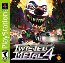 Twisted Metal 4 [PlayStation]