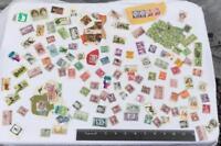 Vintage Large Lot Canceled United States Stamps (g25)