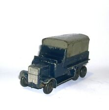 Dinky GB 25s blu Six-Wheeled Wagon. G@@D !