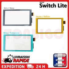 Vitre Tactile écran NINTENDO SWITCH LITE Touch Screen digitizer LCD panel jaune