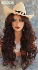 LACE LACE FRONT LACE FRONT C PART LAYERED CURLY WIG CLR FS4.30 GORGEOUS SEXY 302