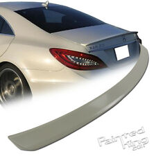 Unpainted Mercedes-Benz CLS 500 CLS350 W218 A REAR TRUNK SPOILER 2011+ Executive