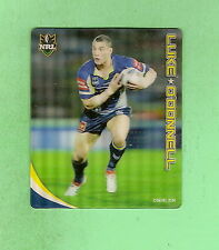 2010 RUGBY LEAGUE TAZO  #18 LUKE O'DONNELLL, NORTH QUEENSLAND COWBOYS