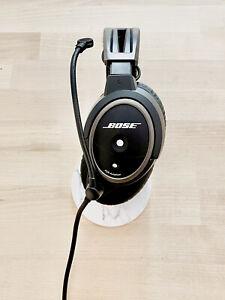 Bose A20 ANR Aviation Headset w/  Dual GA Plug, Bluetooth