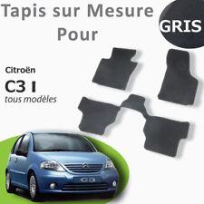 Tapis de sol sur mesure pour Citroën C3 (1)