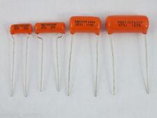 Pièces détachées orange pour guitare et basse