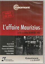 "DVD ""L'Ganga Maurizius"" -Julien Duvivier NUEVO EN BLÍSTER"