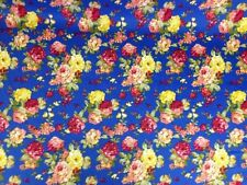 Crafts Unbranded Floral Fabric