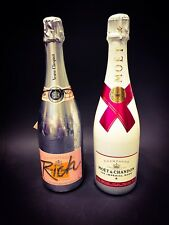 Moet Chandon Ice Imperial + Veuve Clicquot Rich Champagner Rose Set 0,75 12% Vol