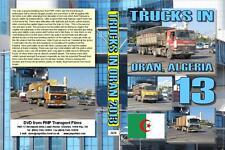 2670. Oran. Algeria, Trucks.September 2013. We take in great afternoon views of