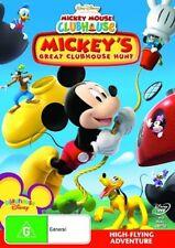 Mickey's Great Club House Hunt [ DVD ] Region 4,Next Day Post...5897