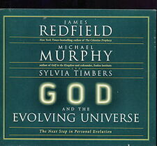 Audio book - God & The Evolving Universe by Michael Murphy  -   CD