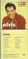 CD - ELVIS PRESLEY : THE GREATEST HITS OF ELVIS PRESLEY