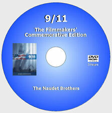 9/11 - The Filmmakers' Commemorative Edition (2002) [2 DVDs - 3h]