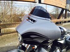 """Harley 7"""" Windshield Dark Tint – / FLH  FLHT FLHX / Bagger / 2014 - 17"""