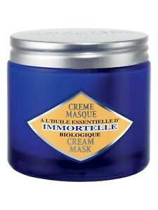 loccitane en provence Cream Mask Immortelle Biologique 125ml