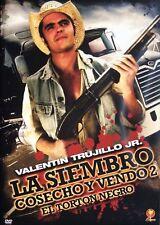 LA SIEMBRO COSECHO Y VENDO 2 EL TORTON NEGRO* BRAND NEW DVD *