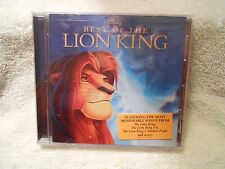 Disney: Best of The Lion King (CD, 2011) **FACTORY SEALED** **GENUINE**