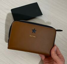 Paul Smith Leather Brown Wallet Unisex