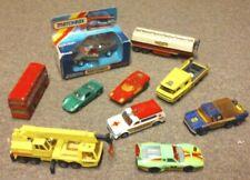 New Listing10 Jumbo Matchbox & Mebe Cars Trucks Diecast Toys