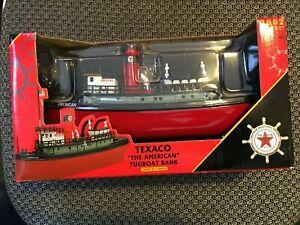 "Texaco ""The American Tugboat Bank"" 2002 Millennium Edition"