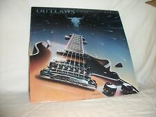 "OUTLAWS ""GHOST RIDERSl"" 12"" LP 33rpm Arista Records Rock 1980 G VG"