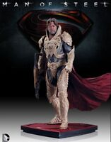 DC COLLECTIBLES MAN OF STEEL JOR EL STATUE