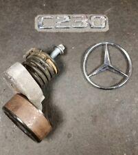 2003 Mercedes C230 BELT TENSIONER OEM 2712000270  1.8 kompressor