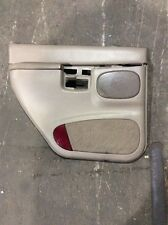 OEM 1995-2001 Ford Explorer Tan Rear Passenger's Side Door Panel