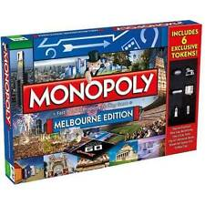 Architecture Unbranded Monopoly Board & Traditional Games