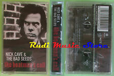 MC NICK CAVE & THE BAD SEEDS The boatman's call 1997 SIGILLATA cd lp dvd vhs