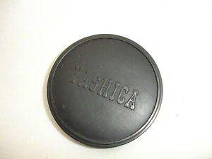 YASHICA 54mm front lens CAP for 52mm filter size thread Slip On, Long letters mo