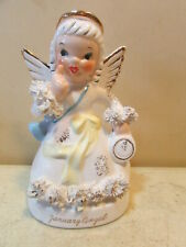 1960'S # A 1361 January Angel 4 1/4 In. Tall