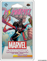 Marvel Champions: Ms. Marvel Hero Pack [New ] Card Game