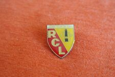18963 PIN'S PINS FOOT FOOTBALL RCL RACING CLUB DE LENS