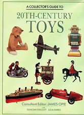 20th Century Toys - Dolls Bears Trains Soldiers Die-cast Cars / Illustrated Book