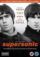 Oasis - Supersonic DVD 2016 True Story Noel Liam Gallagher Region 2