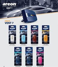 AREON Vent 7 LONG Lasting Car Vent Clip Air Freshener