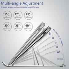 Adjustable Foldable Laptop Stand Bracket Aluminium Notebook Support Holder