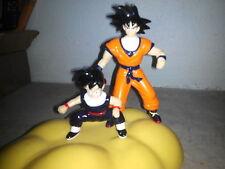 dragon ball goku y gohan en nube kinton ab toys figure bola de drac