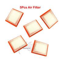 5pcs Air Filter Cleaner For XT650 XT675 Replaces OEM Part Kohler # 14 083 15-S