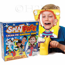 Splat Game Pie Face Fun Games Board Inspired Family Drinking Friends Dare Pie
