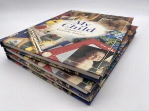 """3 Brand New For My Child Mother's Keepsake Journals HB Linda Kranz 7.25"""" X 9.25"""""""