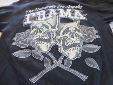 THE HUNDREDS TEE SHIRT Large DRAMA Black