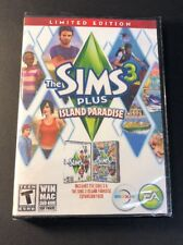 The Sims 3 Plus Island Paradise [ Limited Edition ] (PC / DVD-ROM) MEW