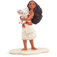 Lenox ~ Disney Moana and Pet Pig Pua - Figurine Nib