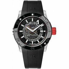 Edox 80099 3R NIN Men's Chronoffshore-1 Black Automatic  Watch